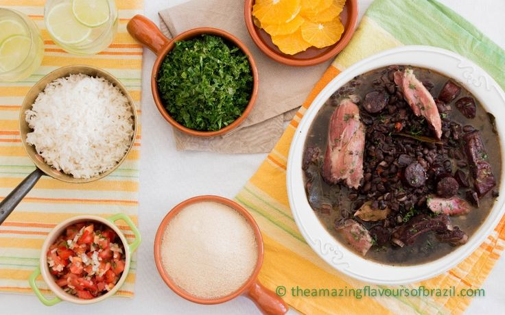Feijoada: Pork and Black Bean Stew