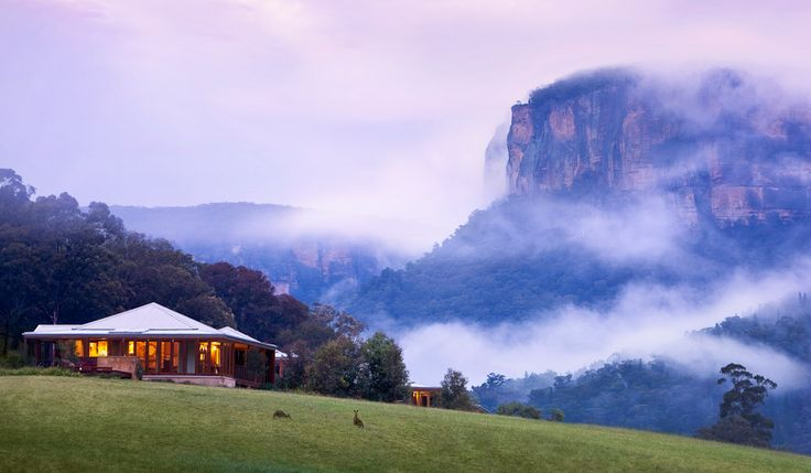 100 Incredible Travel Secrets #5 Emirates Wolgan Valley Resort & Spa, NSW