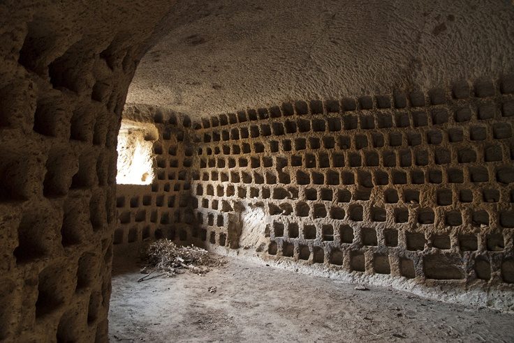 Sorano - Ancient Caves