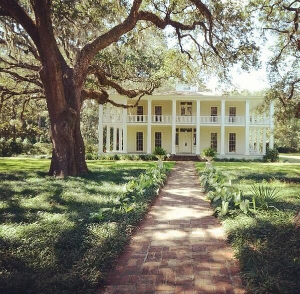 southern style plantation dream homes pinterest