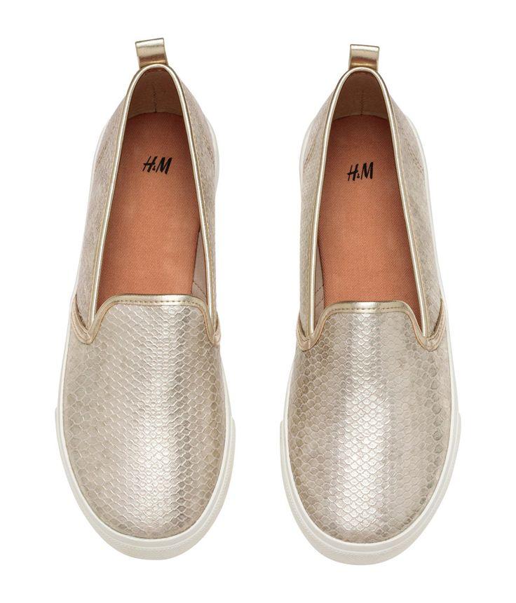 H&M sneakers - Spring 2016