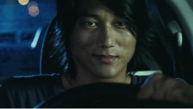 Sung Kang -from the Fast and Furious movies