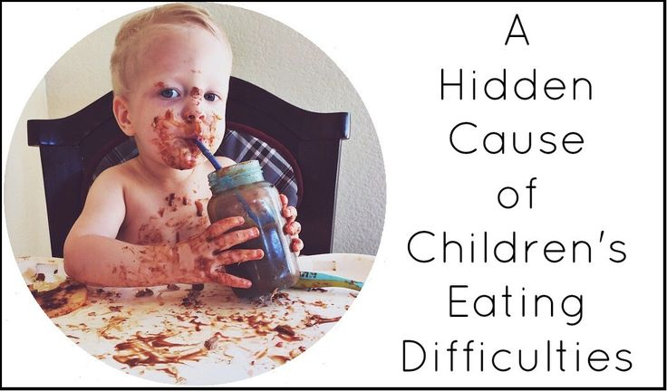 Does your child gag and choke on food often? Do they chew and spit their food out? Do they pocket food in their cheeks or lips? Do they prefer purees or very soft cooked food? Do you have a difficult time getting them to eat things of certain textures/consistencies? Do they have an aversion to solids/eating in general? Will they only eat small amounts of food at a time before wanting to be done? Are they failure to thrive? Ever wonder if there's a reason for your child's pickiness and food…