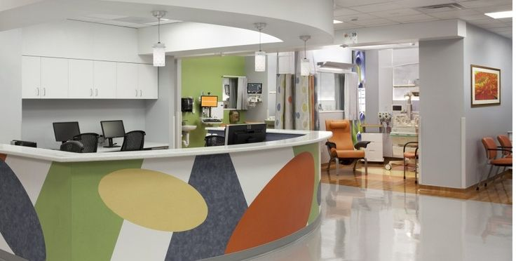 St Rose Dominican Hospitals Siena NICU : Project : orcutt | winslow : Architecture, Planning, Interior Design : owp.com