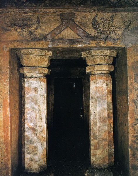 Goguryeo Tomb Interior