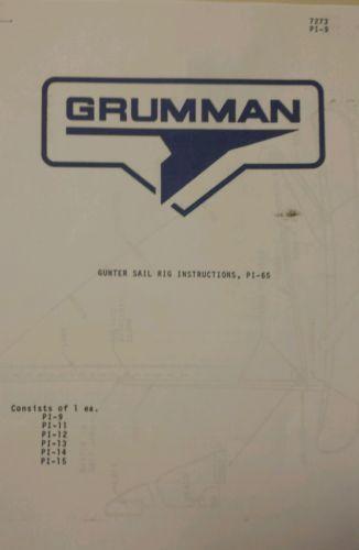 Canoes 23800: Grumman Aluminum Canoe Gunter Sail Rig Instructions -> BUY IT NOW ONLY: $34.95 on eBay!