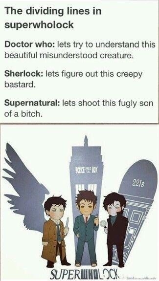 Superwholock in a nutshell
