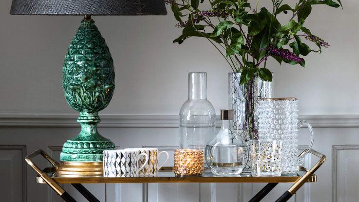 Reclame H&M, prachtige lamp!!
