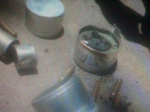 """Lagrimogenas y casquillos de balas encontrados en la #ULA - #Tachira """""""