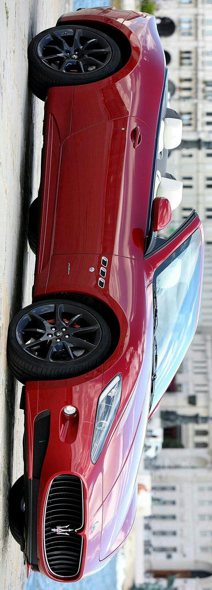 Maserati GranTurismo by Levon
