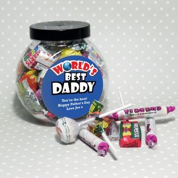 World's Best Jar of Sweets