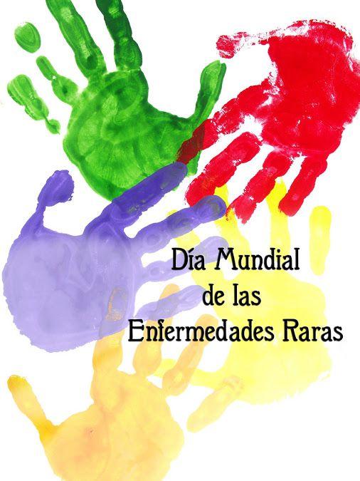 Hoy es el dia mundial de las enfermedades raras  y desde FÉNIX DIRECTO queremos mostrar nuestro apoyo a todas esas personas que luchan contra ellas.
