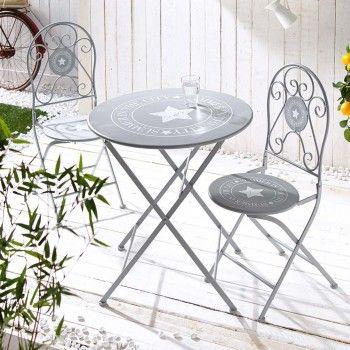 1000+ ideas about gartenstuhl metall on pinterest   stools, Garten und Bauen