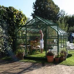 Try this site http://www.greenhouses-reviews.com for more information on vitavia greenhouse review. According to vitavia greenhouse review, the greenhouses come in many sizes so you should be able to find something to suit your needs. You can buy vitavia greenhouses to protect your plants as well as improve the look of your garden. Follow us http://greenhousesreviews.blogspot.com/
