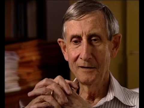 Freeman Dyson - Coming to Cambridge as a fellow - Wittgenstein (47/157) - YouTube