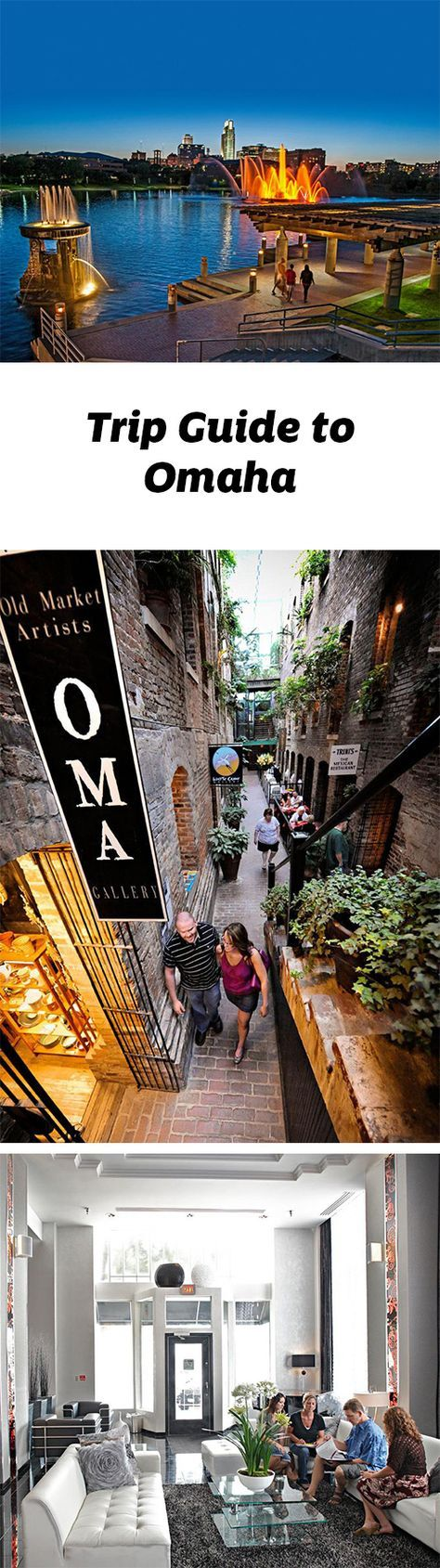 Nebraska's largest city blends a famous zoo, top-notch museums and world-class dining into a lively downtown on the Missouri River. See our recommendations for Omaha attractions, restaurants and hotels. Trip guide: http://www.midwestliving.com/travel/nebraska/omaha/omaha-trip-guide/
