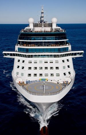 Celebrity Equinox cruise ship http://www.lj.travel/home.cfm #legendaryjourneys