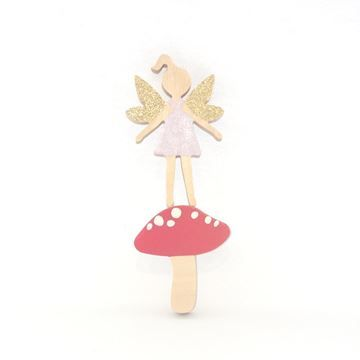 Show details for 2 Wing Fairy & Toadstool Pack