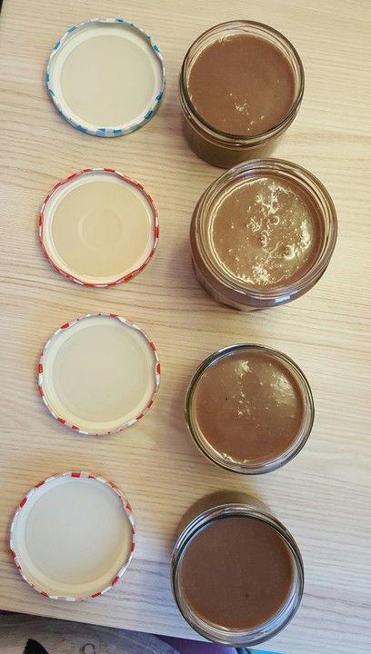 Nutella hausgemacht, ein gutes Rezept aus der Kategorie Brotaufstrich. Bewertungen …   – Essen und Trinken