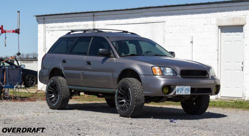 Image result for lifted 2003 subaru outback | Four wheelin ...