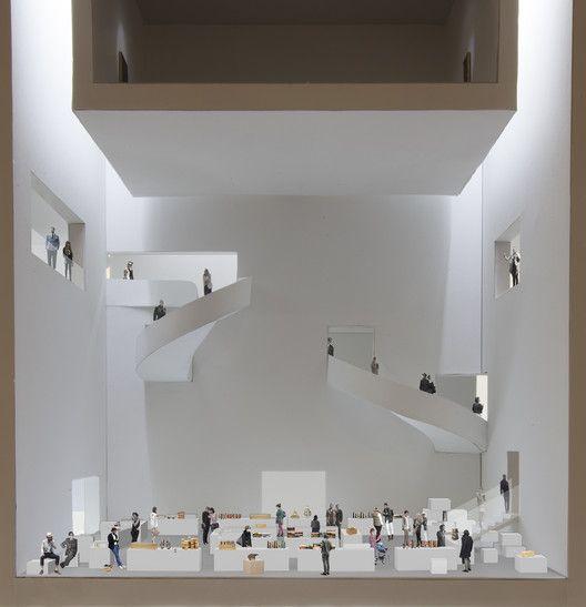 gallery of so il shortlisted to design arnhem 39 s arta cultural center 10 cultural center. Black Bedroom Furniture Sets. Home Design Ideas