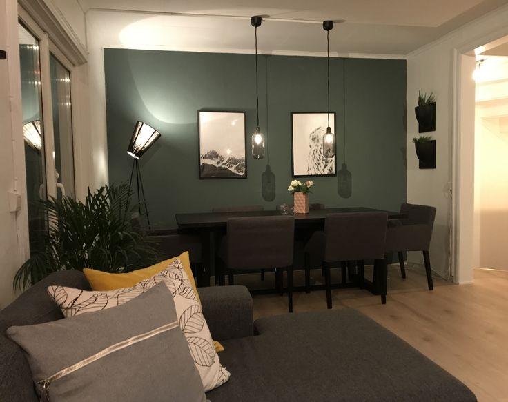 Jotun balanse. Livingroom