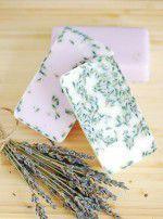 Como hacer jabones artesanales de lavanda