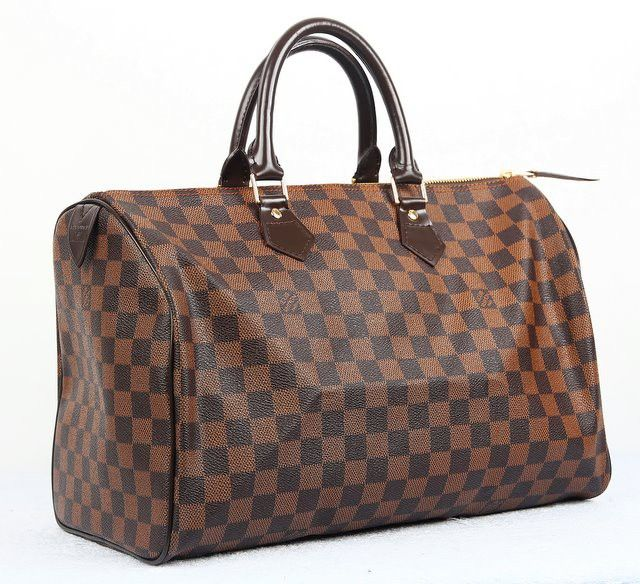 Сумочка LOUIS VUITTON Damier Speedy 35