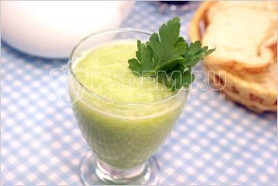 Соус-кули из огурцов. Кулинарный рецепт с фотографиями приготовления соуса-кули из огурцов