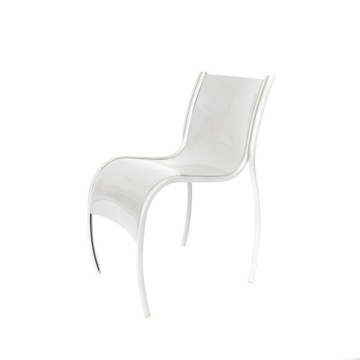 Chair Fpe Chair by Kartell #designbest #design #interiordesign #ronarad #interiors #homestyle #living #homedecor #homefurniture #home #furniture #style