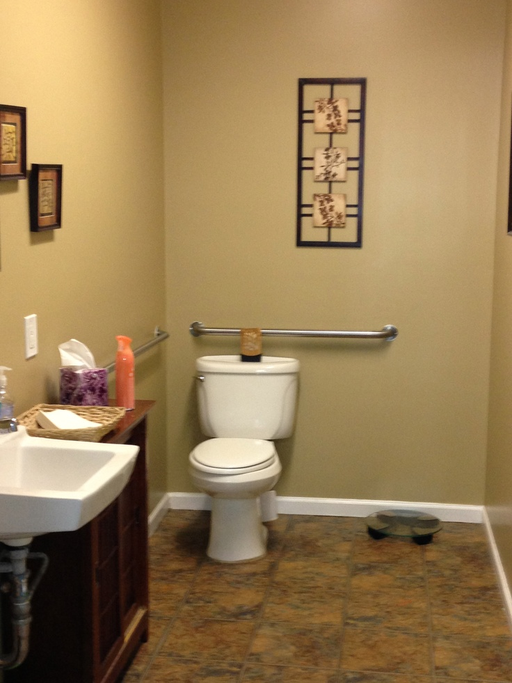 Fishkill Kickboxing - Always Immaculate Bathroom!   www.hvkickboxing.com