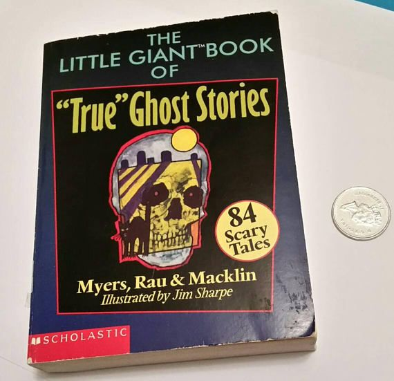 Check out this item in my Etsy shop https://www.etsy.com/ca/listing/549452238/vintage-ghost-stories-book-90s-halloween