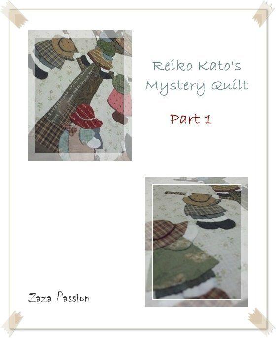 227 best images about quilts reiko kato on pinterest - Reiko kato patchwork ...