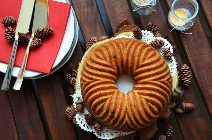 Tvarohova babovka // Bundt cake