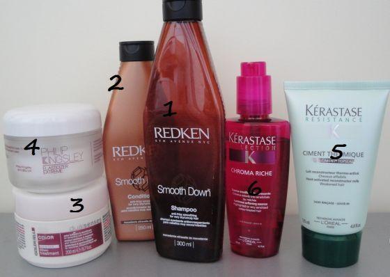 Мой уход за волосами + фото (Redken)