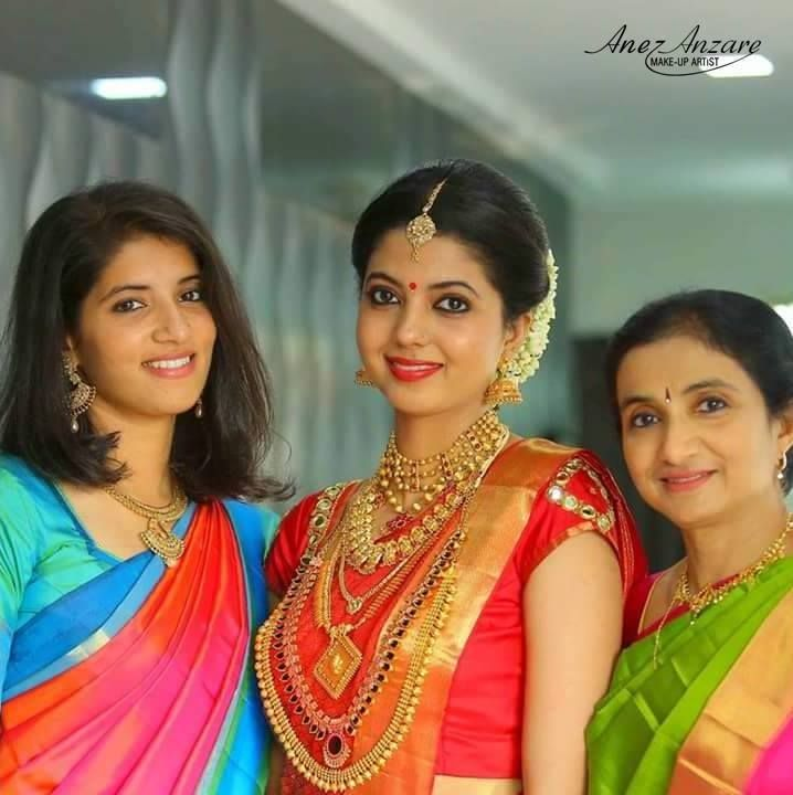 indian wedding hairstyle gallery%0A     Bridal Makeup Studio added   new photos to the