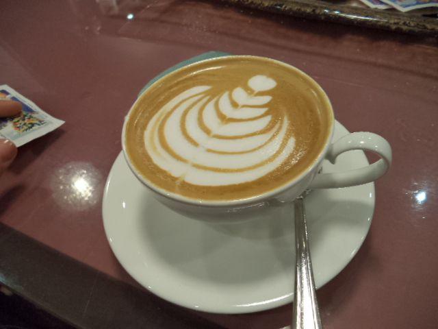 Cappuccino please!