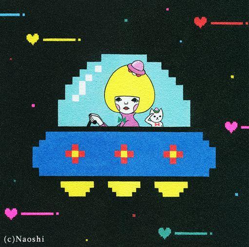 SUNAE Artist Naoshi 砂絵アーティスト ナオ氏