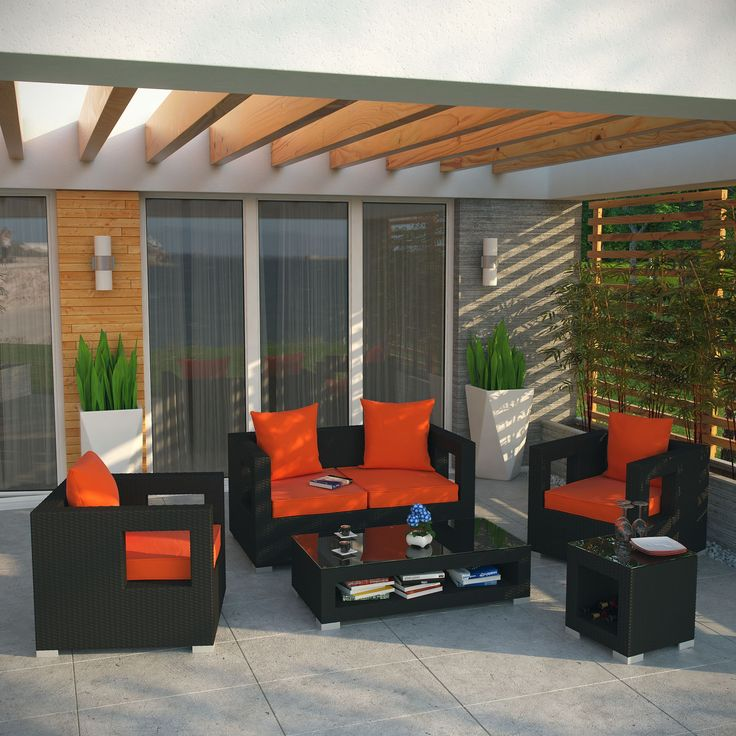 Illuminate your outdoors with the Lunar 5 piece outdoor patio set.  https://www.barcelona-designs.com/products/lunar-5-piece-outdoor-patio-sofa-set-1?variant=12055090753&utm_content=bufferaebe6&utm_medium=social&utm_source=pinterest.com&utm_campaign=buffer #outdoor #patio #summerfun #patioset #Lunar5pieceoutdoorpatio #interiordesign