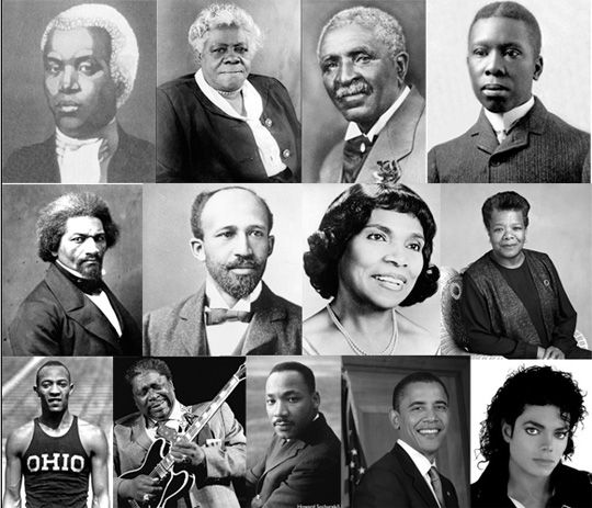 Best 25+ Famous African Americans ideas only on Pinterest ...