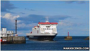 All of the Isle of Man ferry services are currently operated by the Steam Packet company. Fares will come down when a new freight schedule is implemented and passenger ferry will start April 2014 according to the compan y
