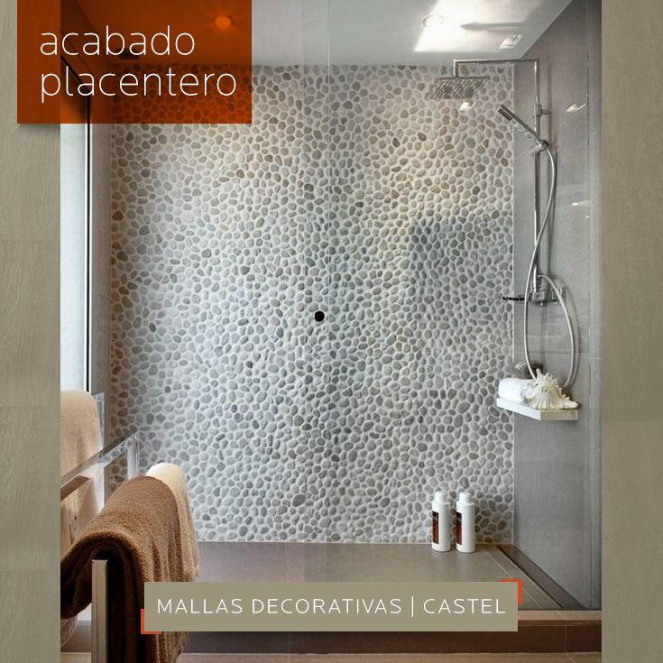ACABADO PLACENTERO | Cambia totalmente el aspecto de tu baño con esta Malla Decorativa Río Beige Plano de Castel. Acabado:       Mate Medida:   30.5×30.5 cms Más modelos: DECERAMICA.COM