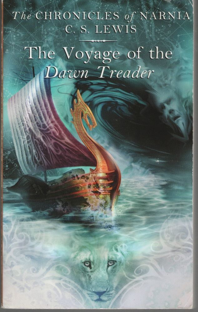 The Voyage Of The Dawn Treader Chronicles Of Narnia Book 5 By