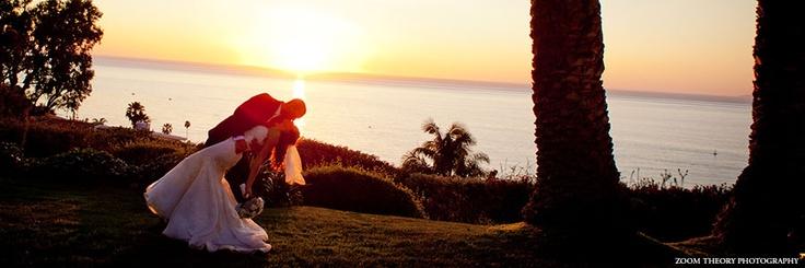 Southern California, Ocean View Weddings | La Venta Inn