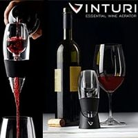 Vinturi Essential Wine Aerator  -  Wine Needs To Breathe