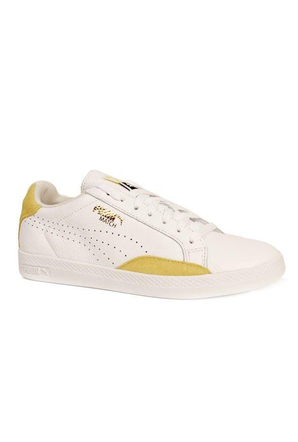 Scarpa Puma Match Low Basic Sports White