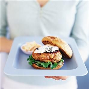 Another simple pork and apple burger! | Fabulous Food (Savoury Scrumm ...