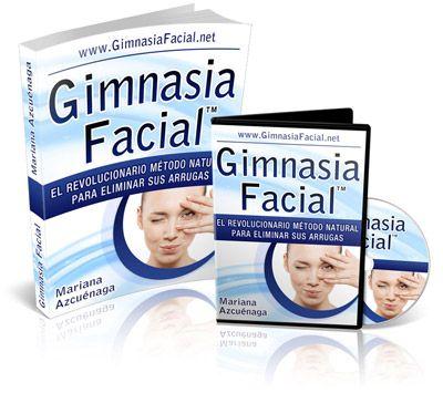 """""""Gimnasia Facial"""" es un libro pdf de Mariana Azcuénaga. """"Gimnasia Facial""""  es el único método natural para eliminar sus arrugas. http://libropdfdescargar.com/gimnasia-facial"""