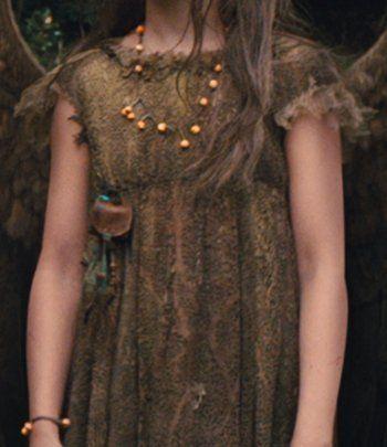 Yo quiero este disfraz para mi Francy... Young Maleficent's Dress from Disney's Maleficent