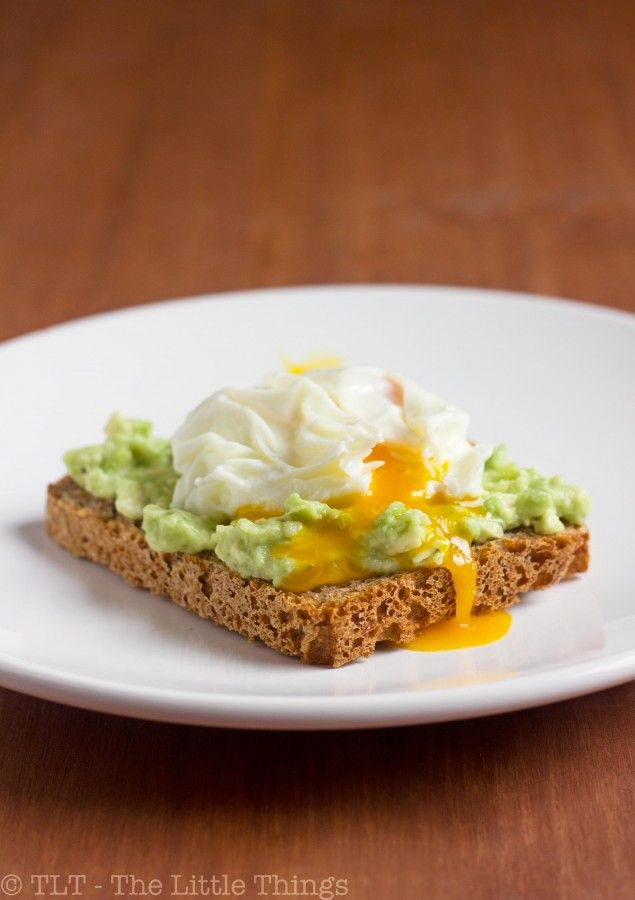 Avocado Toast With Poached Egg Recipe — Dishmaps